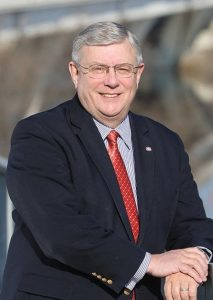 St. Cloud State President Earl Potter via State Cloud State University Twitter